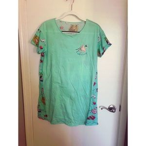 Secret Treasures Sleepwear - Flamingo Sleep Shirt